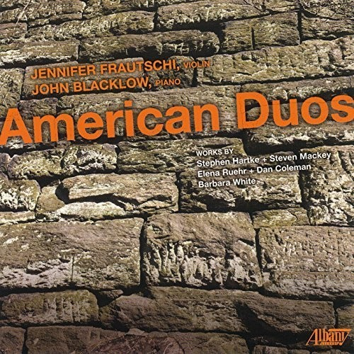 American Duos for Violin & Piano