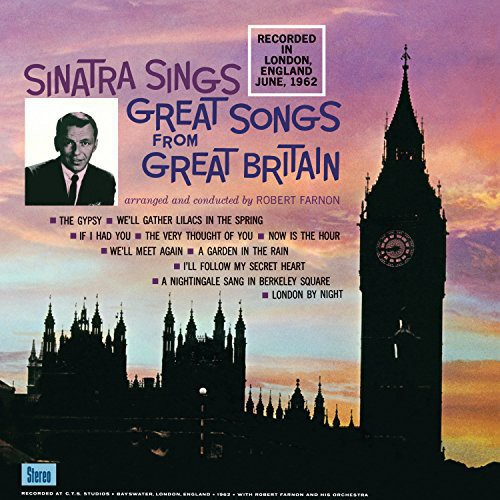 Sinatra Sings Great Songs from Great Britian