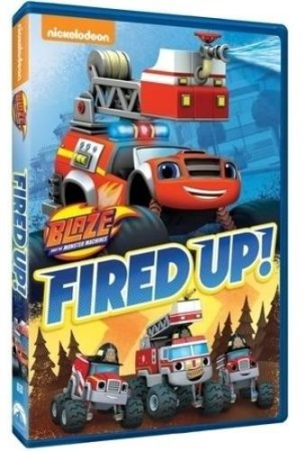 Blaze And The Monster Machines: Fired Up