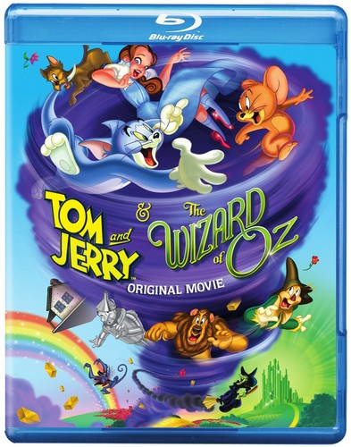 Tom & Jerry & the Wizard of Oz