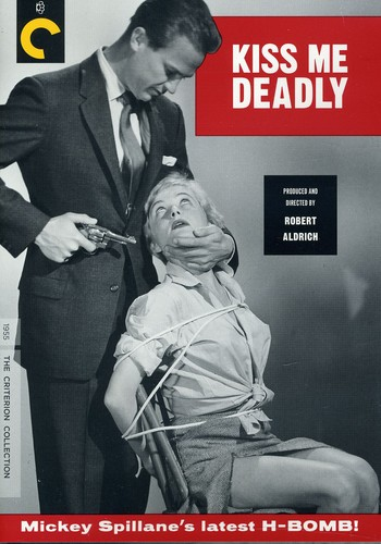 Criterion Collection: Kiss Me Deadly [Widescreen] [B&W]