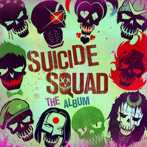 Suicide Squad: The Album [Explicit Content]