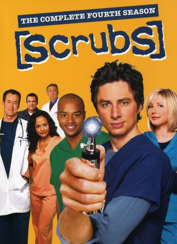 Scrubs: The Complete Fourth Season
