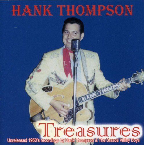 Treasures-Unreleased Songs of 1950's