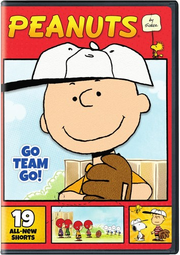 Peanuts by Schulz: Go Team Go!