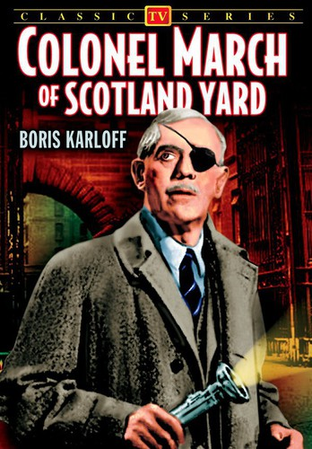 Colonel March of Scotland Yard (4 Episode Coll)