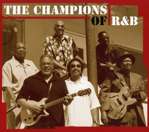 Champions of R&B /  Various