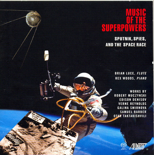 Music of Superpowers