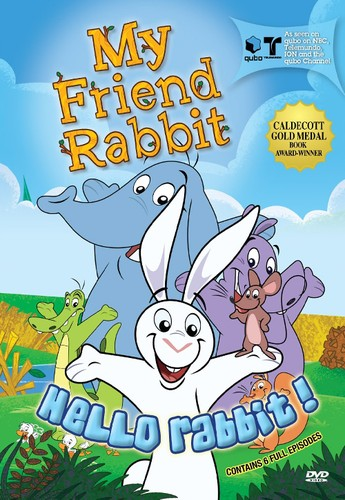 My Friend Rabbit, Vol. 1