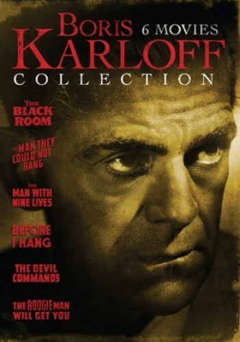 Boris Karloff Collection: 6 Movies