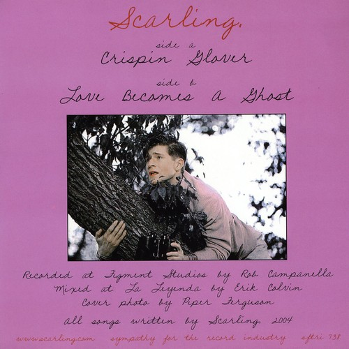Crispin Glover/ Love Becomes a Ghost