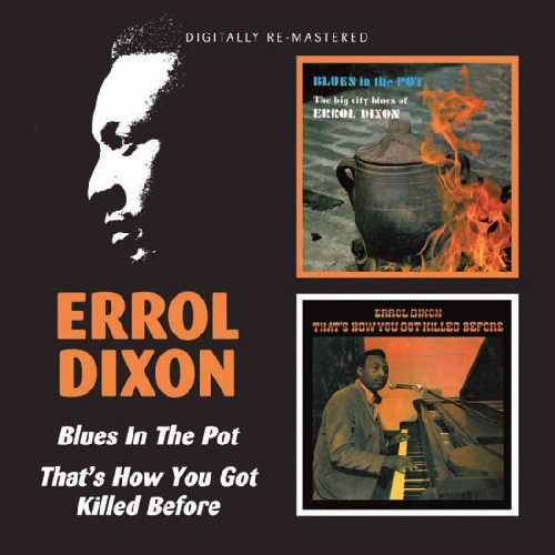 Blues In The Pot/ That's How You Got Killed Before [Import]