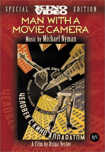 Man with Movie Camera