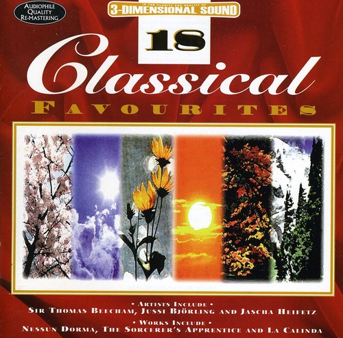 Classical Favourites Sampler /  Various