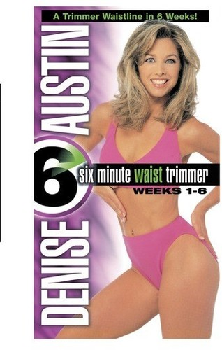 6 Minute Waist Trimmer Weeks 1-6