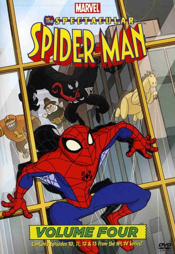 The Spectacular Spider-Man: Volume 4