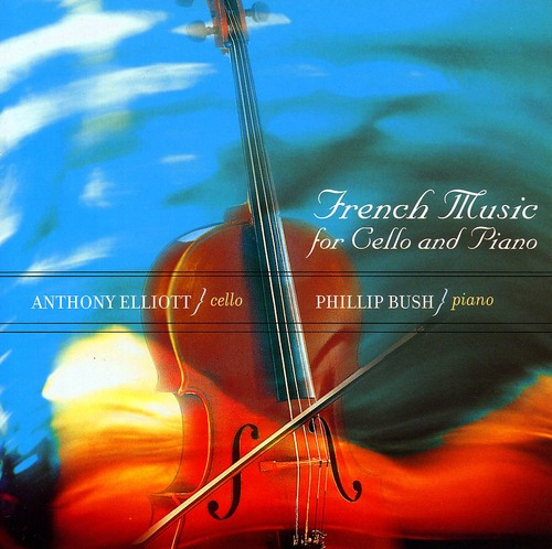 French Music for Cello & Piano
