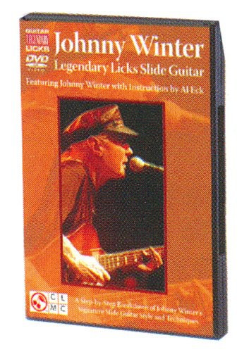 Legendary Licks Slide Guitar