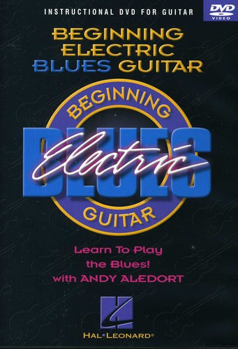 Beginning Electric Blues Guitar [Instructional]
