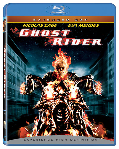 Ghost Rider [Widescreen] [Extended Cut] [Unrated]