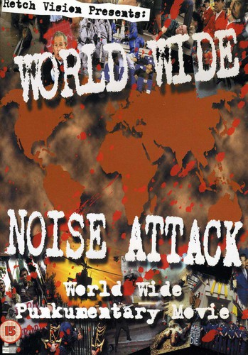 World Wide Noise Attack the Movie