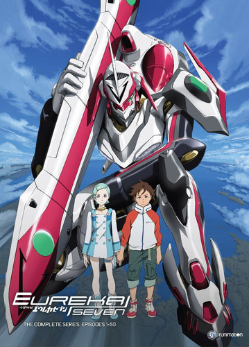 Eureka Seven: The Complete Series