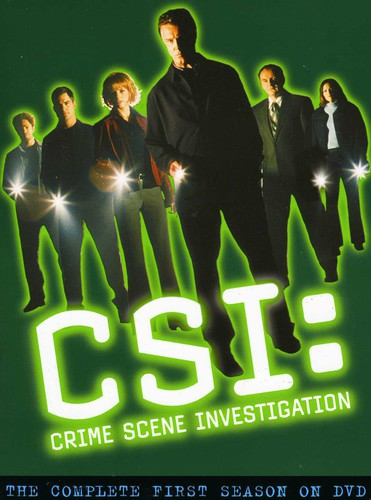CSI: Season 1 (DVDse)