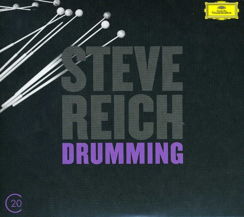 20: Reich - Drumming /  Various