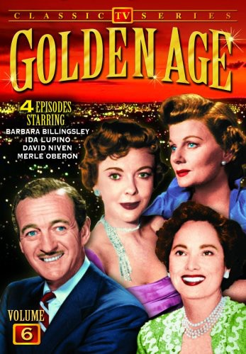 Golden Age Theater, Vol. 6 [Black and White]