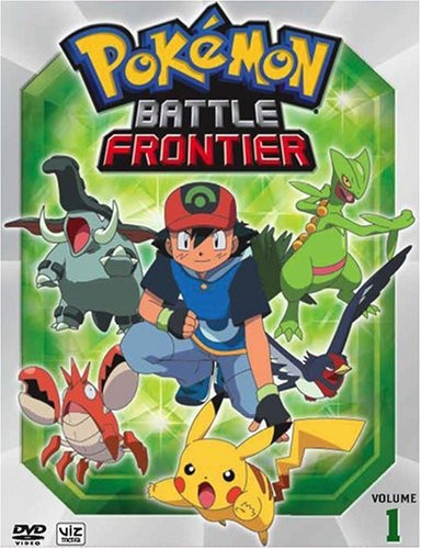 Pokemon Battle Frontier Box 1 [Japanimation]