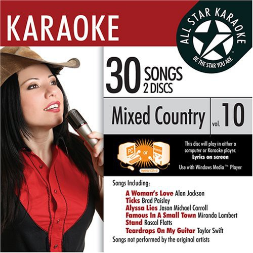 Karaoke: Mixed Country 10