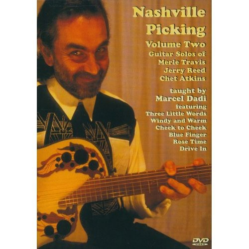 Nashville Picking: Guitar Solos Of Merle Travis, Jerry Reed and Chet