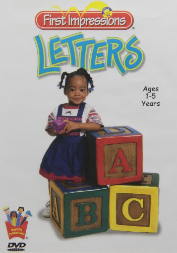 Baby's First Impress: Letters