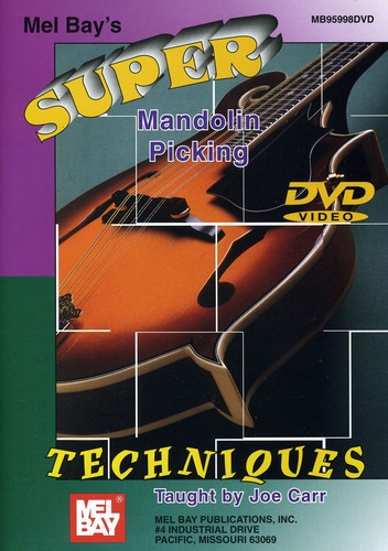 Super Mandolin Picking Techniques
