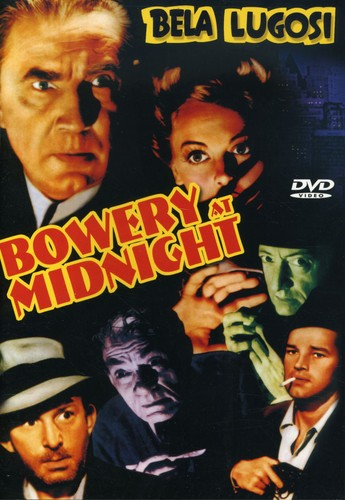 Bela Lugosi: Bowery at Midnight