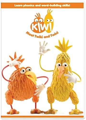 Kiwi: Meet Twiki and Twini