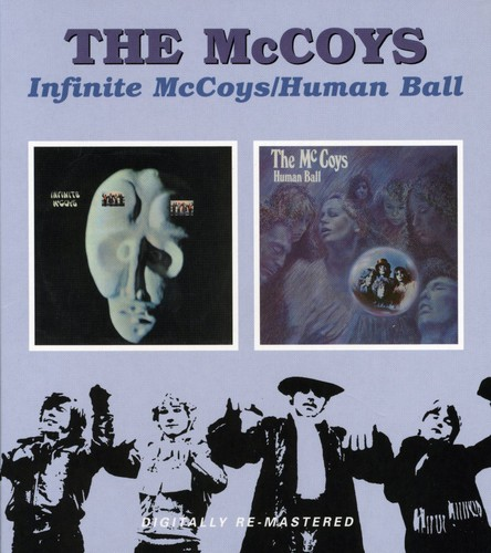 Infinite McCoys /  Human Ball [Import]