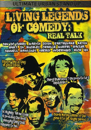 Living Legends of Comedy: Realtalk