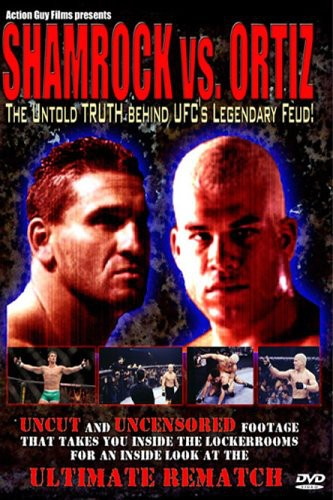 Shamrock Vs Ortiz: Untold Truth Behind UFC's