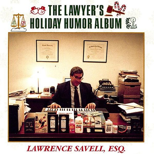 Lawyers Holiday Humor Album