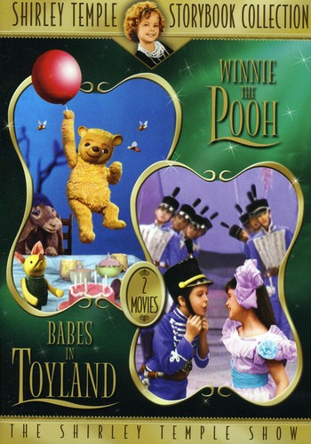Shirley Temple: Winnie The Pooh/ Babes In Toyland