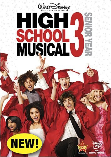 High School Musical 3: Senior Year [Widescreen]