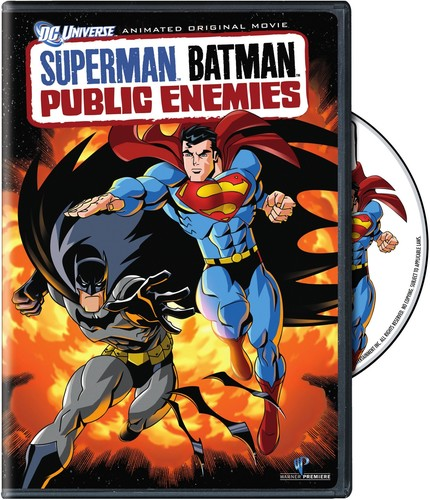 Superman/ Batman: Public Enemies
