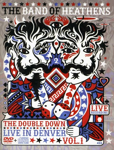 Band of Heathens /  Double Down: Live in Denver 1