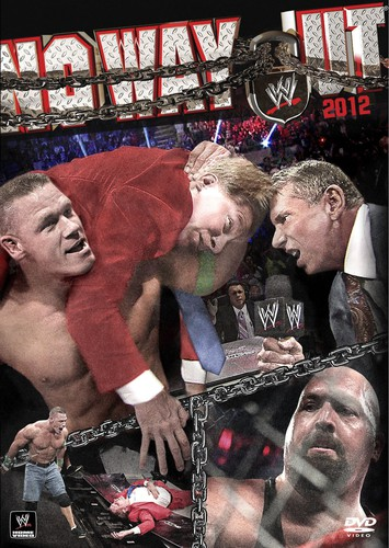 WWE: No Way Out 2012