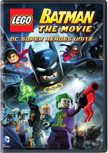 Lego Batman: The Movie DC Superheroes Unite
