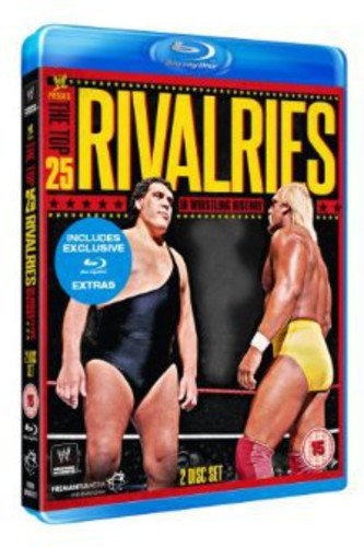 WWE : Top 25 Rivalries