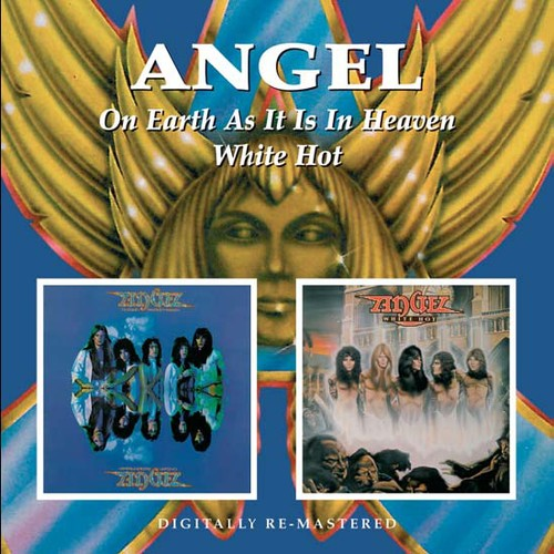 On Earth As It Is in Heaven /  White Hot [Import]