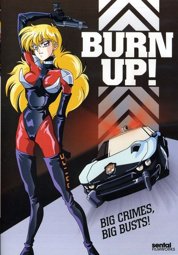 Burn Up! [Dubbed]