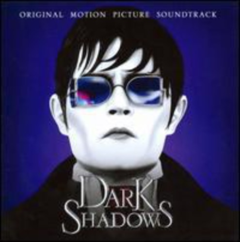 Dark Shadows (Original Soundtrack) [Import]